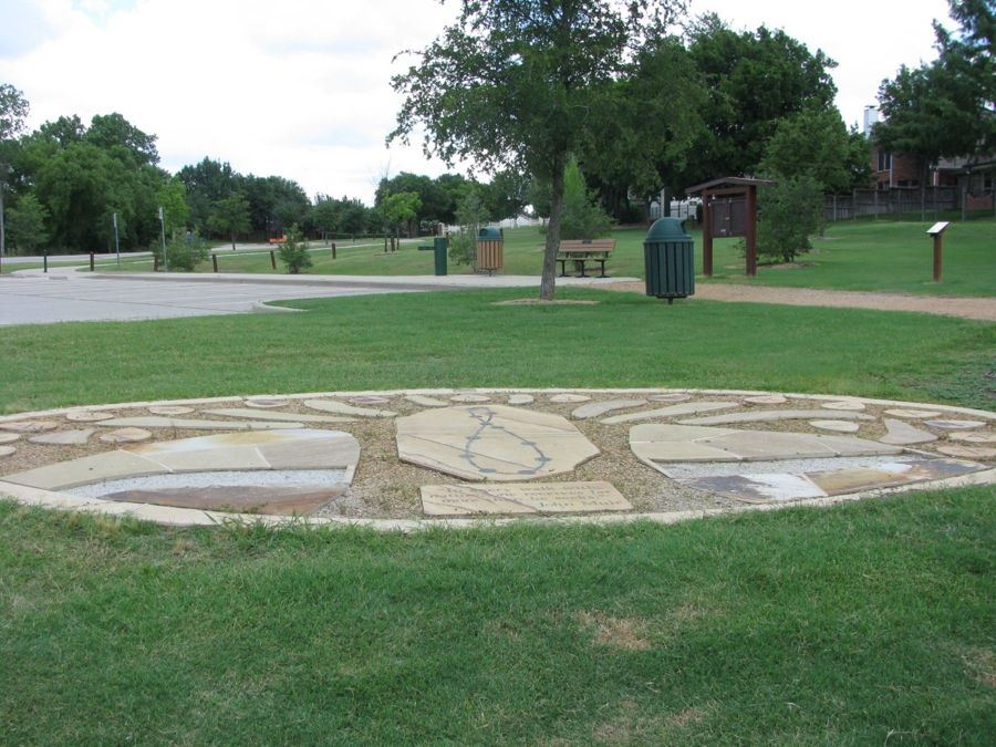 Keith Helms Memorial Sundial