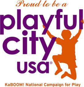 Proud to Be a Playful City USA